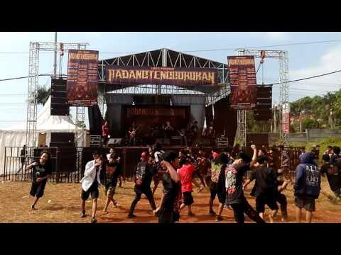 Osmed - intro + Sanctity of the norm Live Radang Tenggorokan #6 Batang - Jawa Tengah