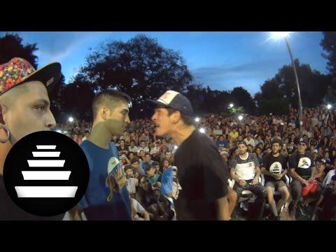 KLAN REPLIK vs TUQU NACHO – SEMIFINAL (Pretemporada 2vs2 2017) – El Quinto Escalón