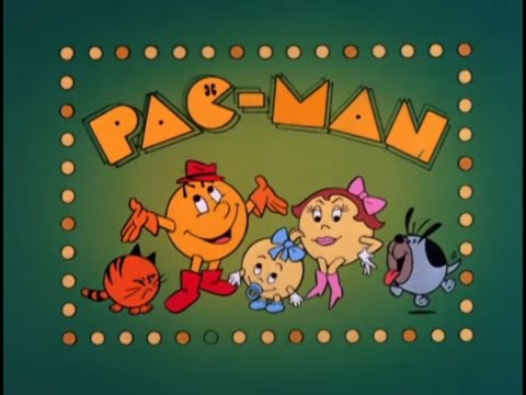 Pac-Man Season 2 Intro (1983; DVD Quality)