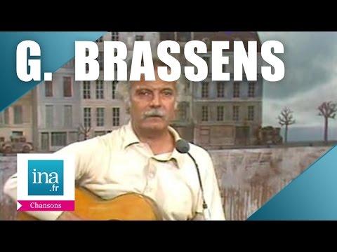 "Georges Brassens ""La Marine"" | Archive INA"