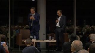 Peut-on croire au destin français ? Nicolas Dupont-Aignan en direct avec Eric Zemmour.