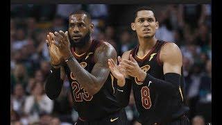 Download New Cleveland Cavaliers (Rodney Hood, Jordan Clarkson, Larry Nance Jr & George Hill) DESTROY CELTICS MP3 song and Music Video