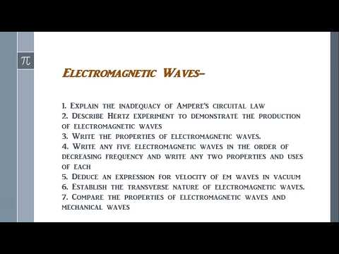 Most important questions for CBSE XII Physics  Must watch