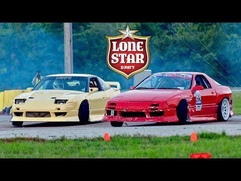 Battling the Cream S13 in Texas Pro-AM
