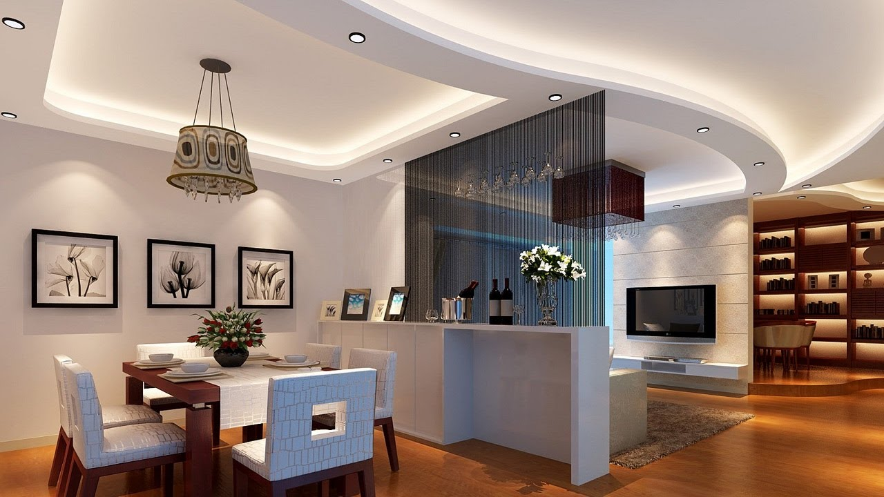 The Best False Ceiling Interior Designs Living Room Design ...