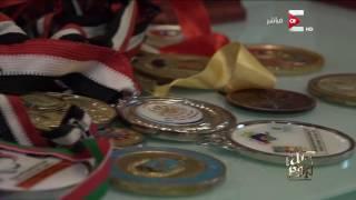كل يوم: معجزة إنسانية .. إبراهيم حاماتو لاعب بنج بونج مصري لا يملك ذراعين - الجزء الأول