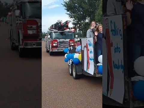 Olive Branch High School Homecoming Parade 2019!