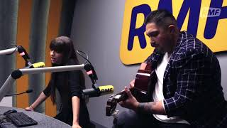 Viki Gabor LIVE w RMF FM – Back To Black (Amy Winehouse cover)