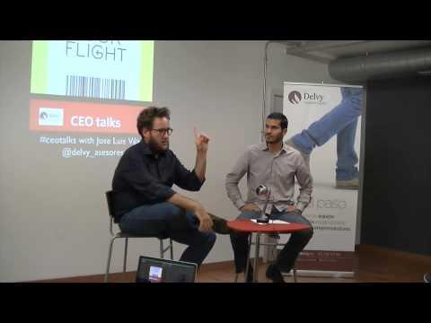 CEO talk con Jose Luis Vilar, cofundador de Change your Flight