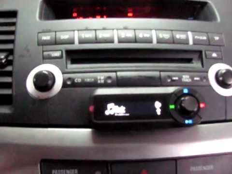 mitsubishi bluetooth usb iphone ipod aux in