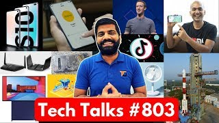 Tech Talks #803 - Realme X, OnePlus 7 Pro Camera, Redmi Fortnite, ISRO RISAT, S10 Discounts