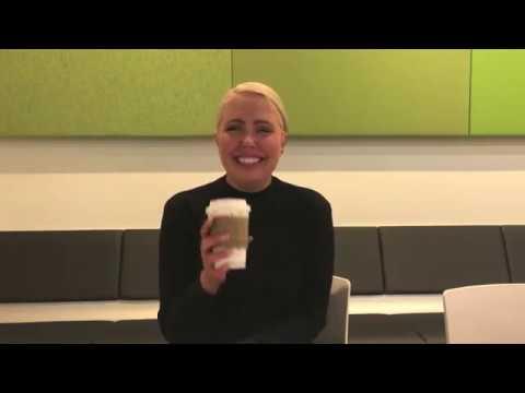 6520fe63538b Chloe Lowery interview - YouTube