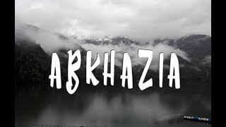 4 days in Abkhazia | 2017 |Travel video