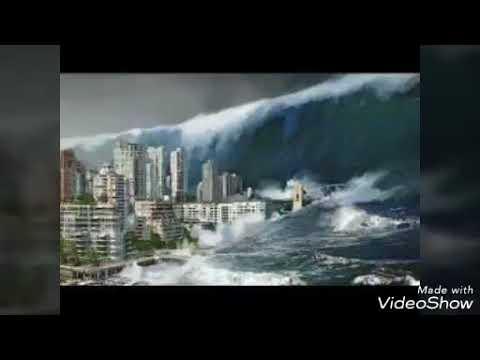 Sonho com Tsunami