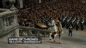"""""""Game of Thrones"""" VI: deutsche Free-TV-Premiere bei RTL II"""