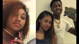 NBA Youngboy's Girlfriend Responds To His Arrest For Assault On Her