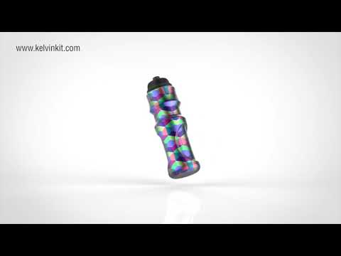 Kelvinkit water bottle 3D design & Animation 產品設計/動畫宣傳影片