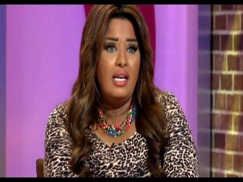 لقاء مع النجمه هيا الشعيبي في برنامج حلو الكلام  شاهد سبب بكائها