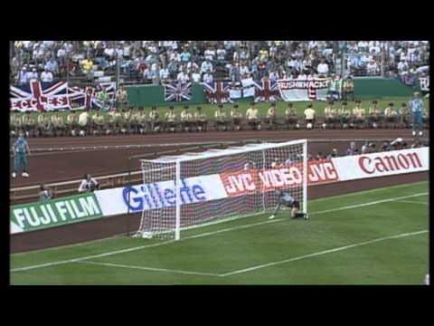 Ireland beat England at Euro 88 | Soccer Republic