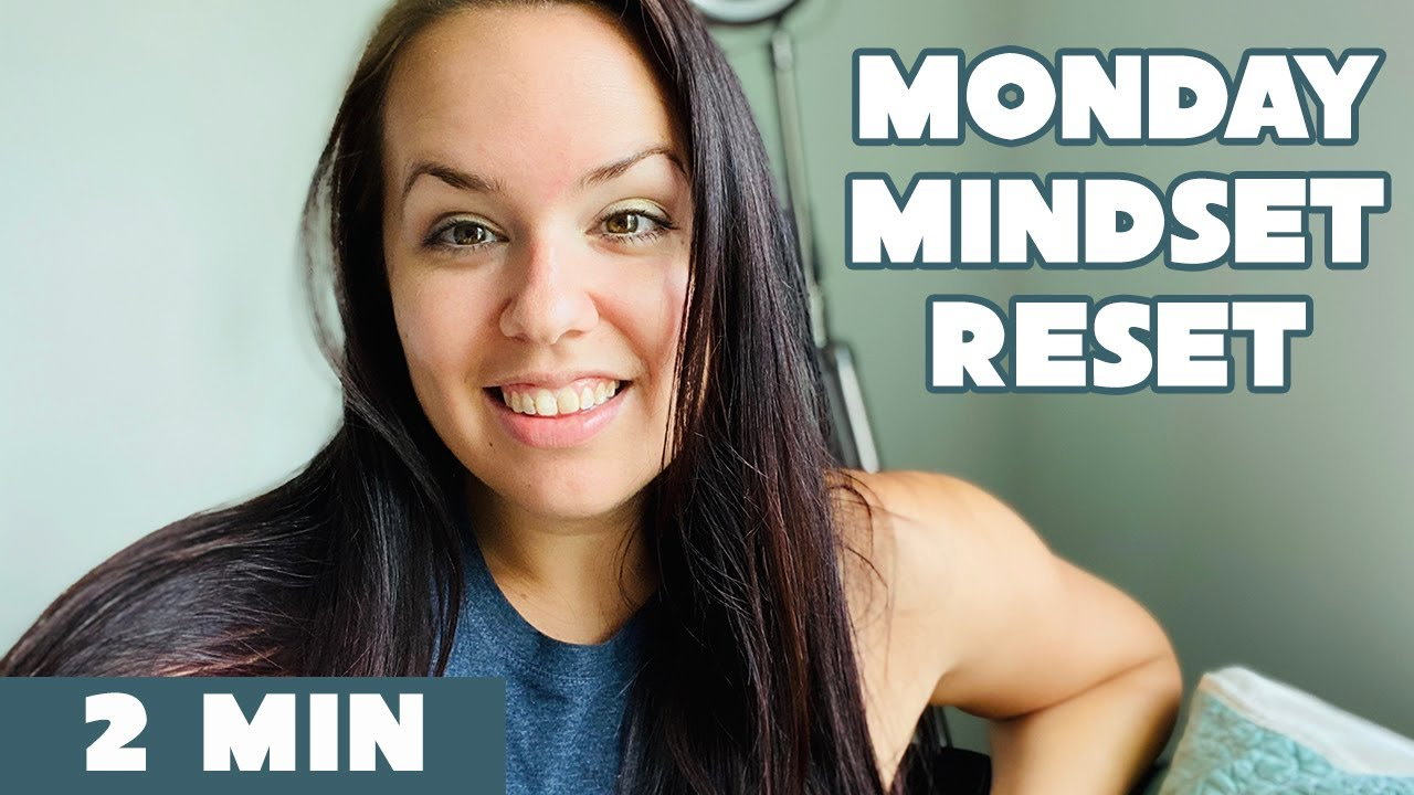 Monday Mindset Reset (2 mins) by Dance with Dre
