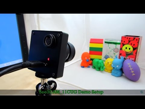 1.3 MP Full Color USB 3.0 Industrial Camera - See3CAM_11CUG