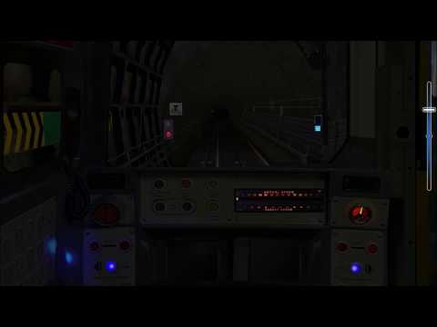 OpenBVE - Jubilee Line Green Park to Bermondsey (Special Sound Addon for 1996 Stock)  