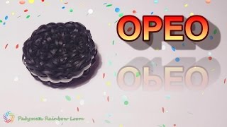 ОРЕО ЛУМИГУРУМИ /амигуруми из резинок/ OREO Loomigurumi/ Радужки Rainbow Loom