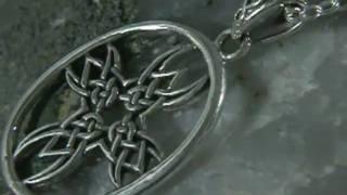 Silver Maltese Cross Dps018