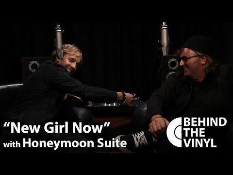 "Behind The Vinyl - ""New Girl Now"" With Honeymoon Suite"