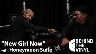 "Behind The Vinyl - ""New Girl Now"" with Honeymoon Suite"