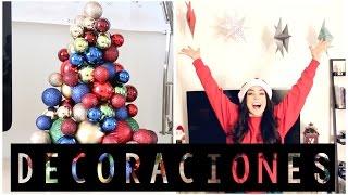 DECORACIONES HERMOSAS! (navidad 2015)