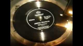 Aretha Franklin - Respect  '67  45rpm Flexi Disc Record