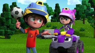 Rev & Roll | Bumper Ball / Vroom with a View | Episode 8 | Kids Cartoons | Cartoons For Children