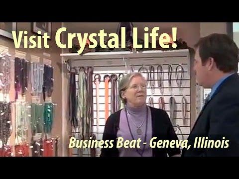 Visit Crystal Life - Natural Living Store, Geneva, Illinois