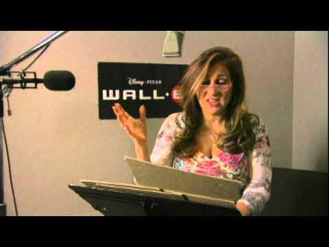 Wall-E: Talent Broll