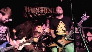 "Warchest - ""Fear of the Machine"" Madness Records / Digmetalworld Records"