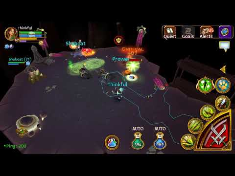 Arcane Legends Botter Caught!!