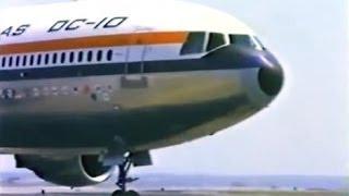 Макдоннелл Дуглас DC-10 промо-фільм - 1970