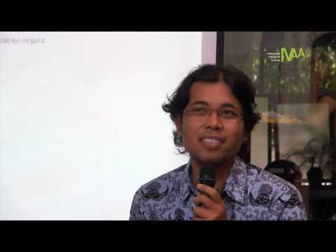 #DokumentasiIVAA: Seni Rupa Dalam Istana: Pengalaman Mengelola Koleksi Negara (Video 01)