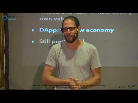 Matan Field - Desarrollo de Plataformas Colaborativas Descentralizadas con Blockchain