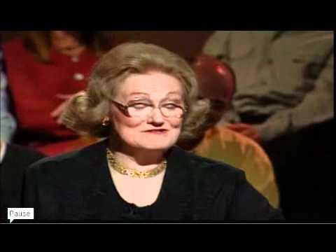 1995 Masterclass - Joan Sutherland