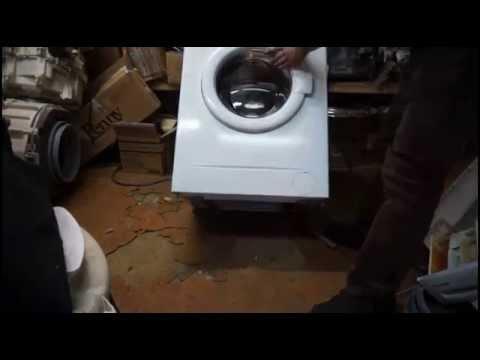 Видео Ремонт стиральных машин zanussi