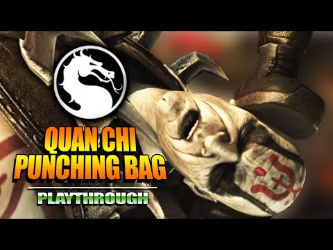 QUAN CHI PUNCHING BAG : Story Mode - Mortal Kombat X (Part 5) thumbnail