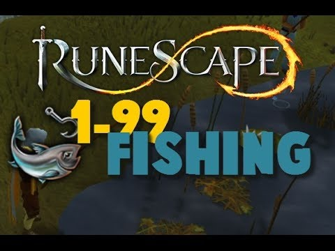 RS3, F2P, 1-99 Fishing Guide Fastest/Profit (Detailed) (RuneScape)