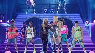 Britney Spears & Iggy Azalea -Pretty Girls Billboard 2015