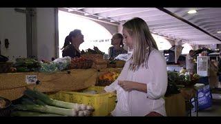 On Location: Iowa City Farmer's Market