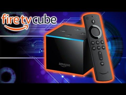 Der Neue Fire TV Cube│erstes Einrichten