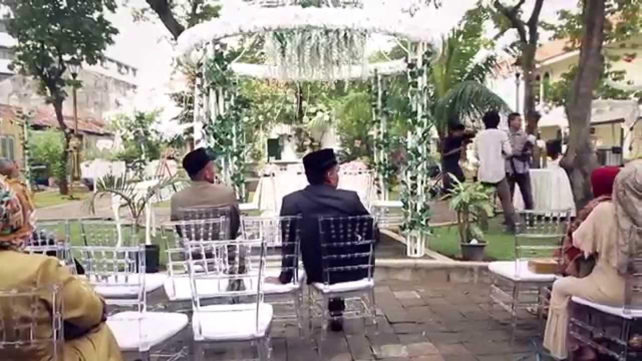SLC Wedding Service On Museum Tekstil Jakarta
