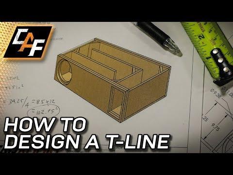 How To Design Transmission Line Subwoofer Enclosure