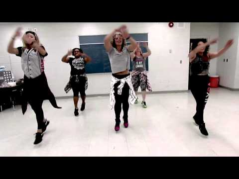 Ape Drums - Overload // Dance Fitness